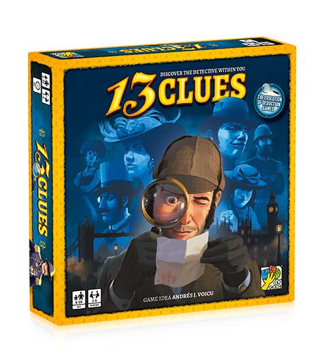 13 Clues -  Davinci Games
