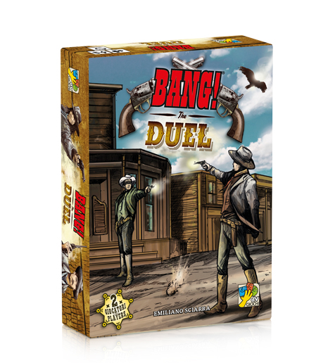 Bang! The Duel -  Davinci Games