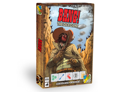 Bang The Dice Game -  Davinci games