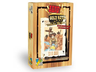 Bang! 4th Edition: Gold Rush Expansion -  Davinci Games