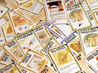 Bang la pallottola dv giochi giochi di carte giochi - Gioco da tavolo bang ...