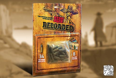 Bang! Reloaded (T.O.S.) -  Davinci Games