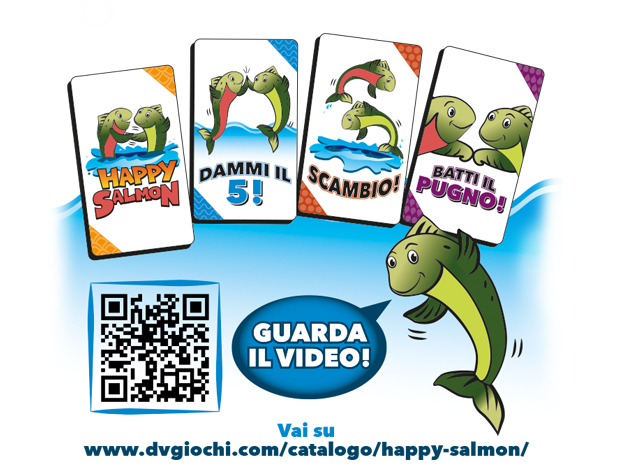 Happy Salmon