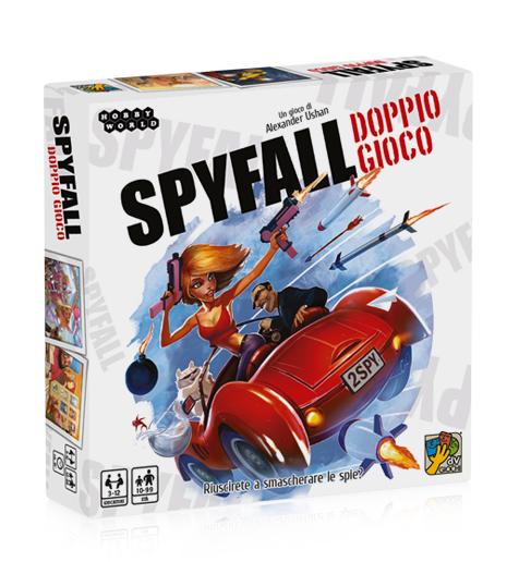 Spyfall - Doppio Gioco