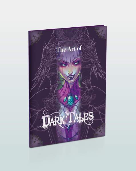 The Art of Dark Tales <br>