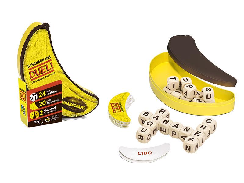 Bananagrams - Duel!