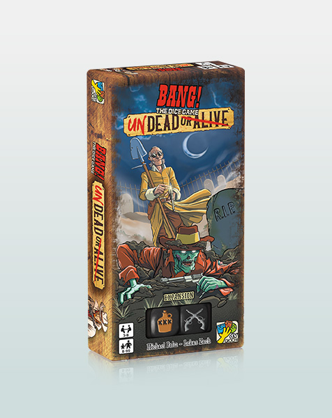 BANG! The Dice Game - Undead or Alive