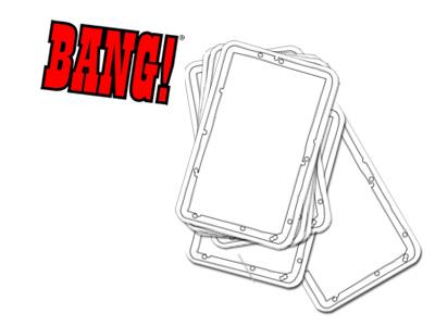 BANG! Carte bianche