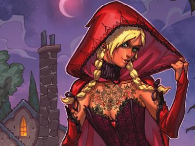 Dark Tales - Cappuccetto Rosso