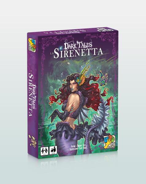 Dark Tales - La Sirenetta