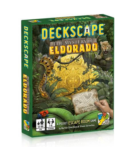 Deckscape - The mystery of Eldorado
