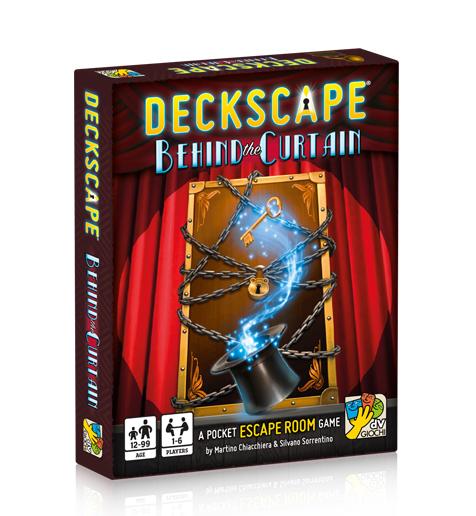 Deckscape - Behind the curtain