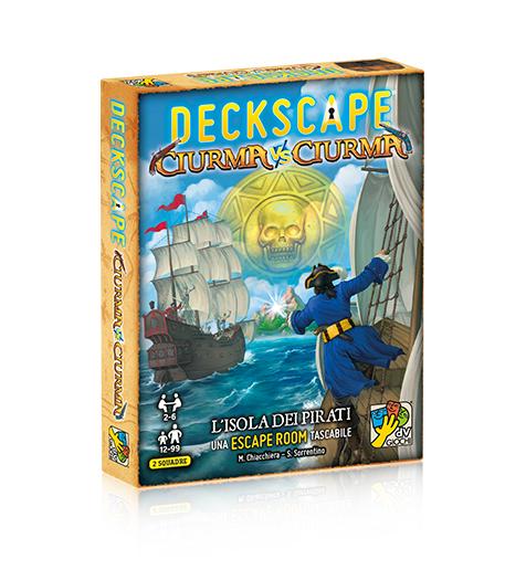 Deckscape - Ciurma vs ciurma