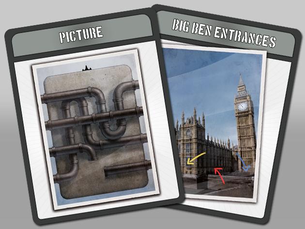 Deckscape - Fate of London