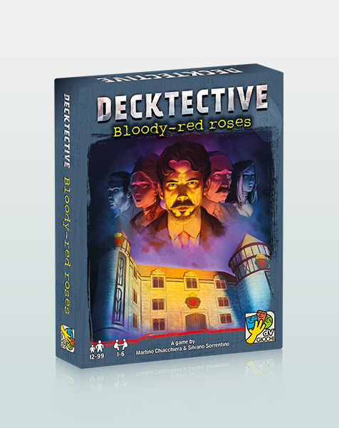 Decktective - Bloody-red roses