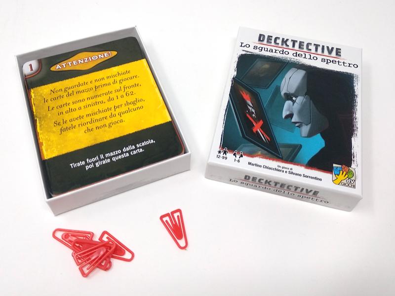 Decktective - Lo Sguardo dello Spettro