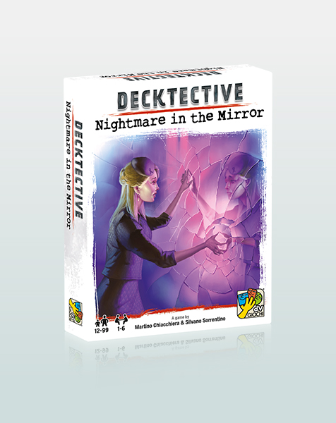 Decktective - Nightmare in the Mirror