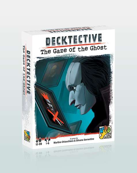 Decktective - The Gaze of the Ghost