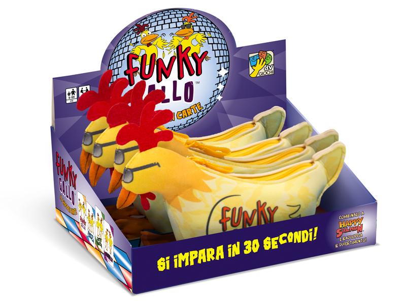Funky Gallo