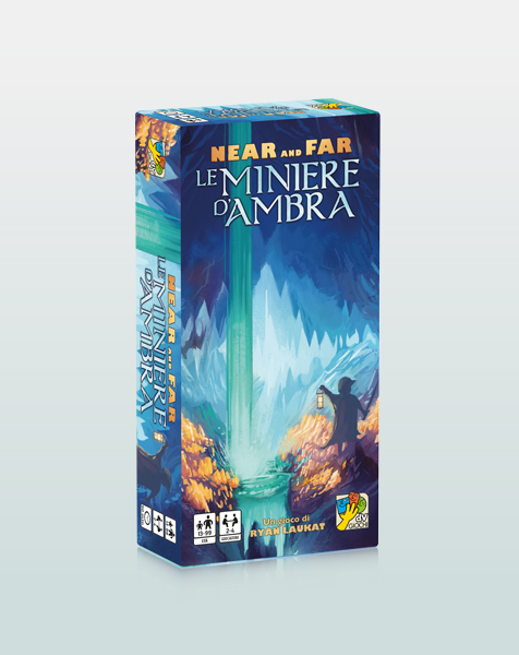 Near and Far - Le miniere d'ambra