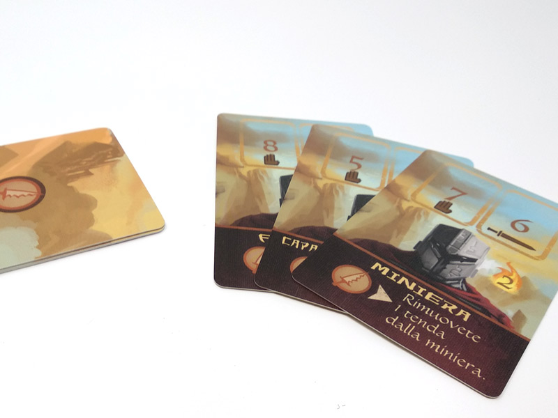 Near and Far - Le miniere d'ambra
