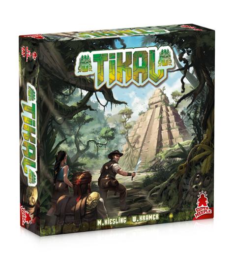 Tikal dv giochi giochi di carte giochi di societ - Cranium gioco da tavolo prezzo ...