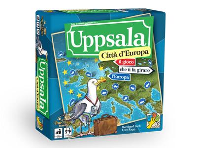 Uppsala - Città d'Europa
