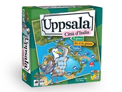 Uppsala - Città d'Italia