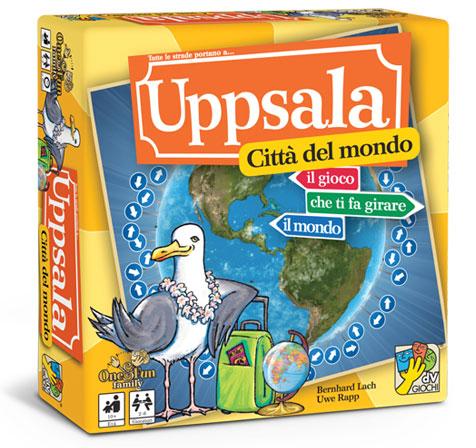 Uppsala - Città del mondo