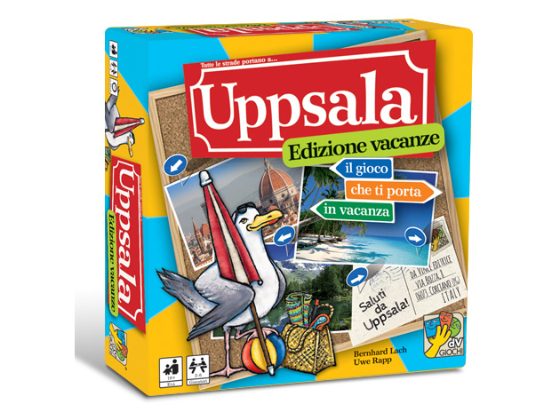 Uppsala - Edizione vacanze
