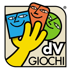 dV GIOCHI - Board games, tabletop games, card games