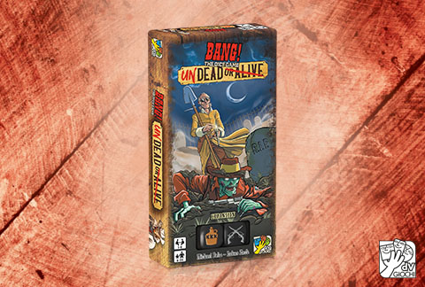 BANG! The Dice Game – Undead or alive