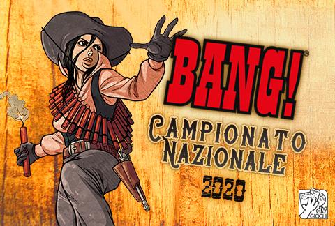 Campionato Nazionale di BANG! 2020