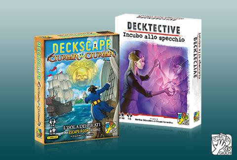 Deckscape e Decktective