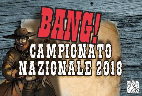 BANG! Campionato nazionale 2018