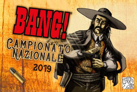 BANG! Campionato Nazionale 2019