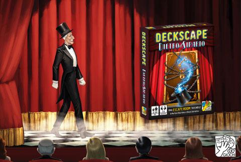Deckscape - Dietro il sipario