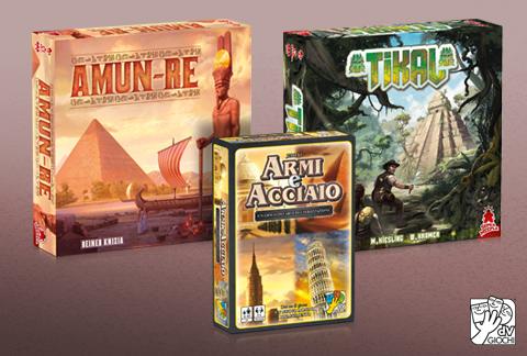 Armi e Acciaio, Tikal e Amun-Re