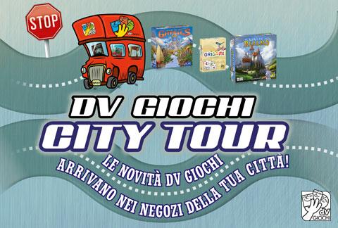 dV Giochi City Tour