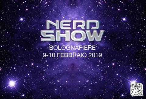 Bologna Nerd Show