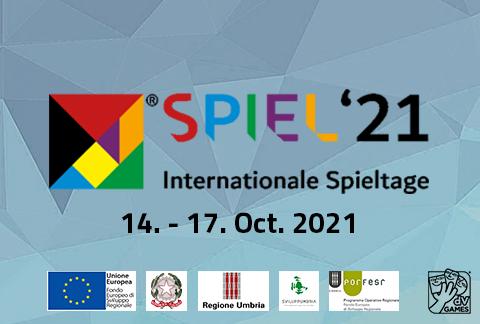 Internationale Spieltage SPIEL '21