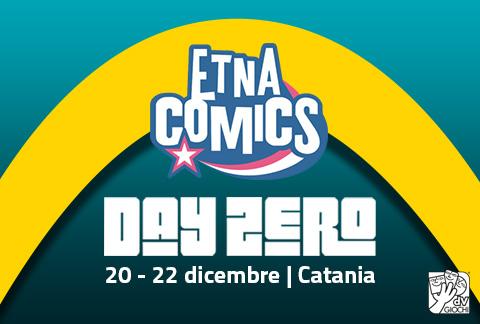 Etna Comics Day Zero