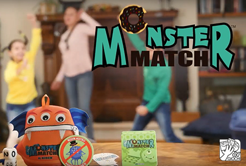 Monster Match